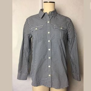 Vineyard Vines Gingham Relaxed Performance Shirt 4